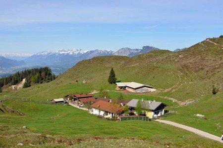 Walleralm - Stöffelhütte Rundwanderung
