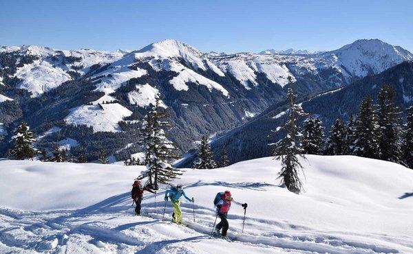 Skitouren Urlaub in Tirol