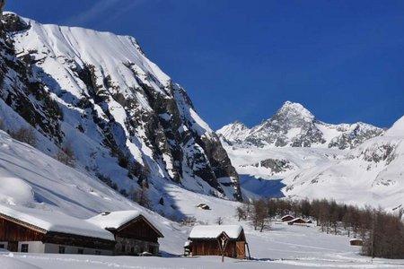 Großglockner (3798 m) - Skitour vom Lucknerhaus