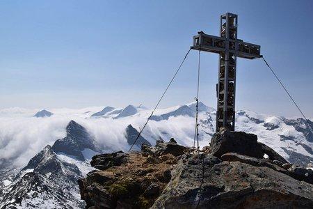 Larmkogel (3022 m) aus dem Hollersbachtal