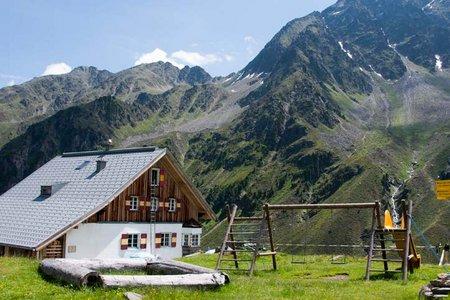 Potsdamer Hütte, 2020 m - Sellrain/Fotschertal