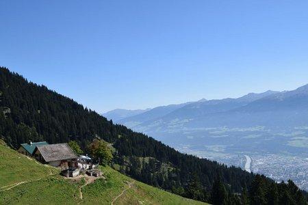 Seegrube–Achselbodenhütte–Höttinger Alm-Hungerburg