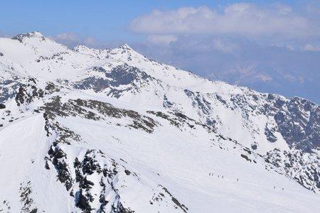 Madritschspitze (3265 m) von der Zufallhütte