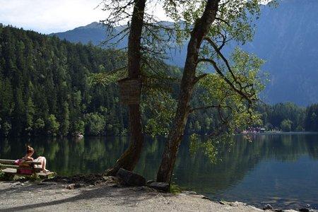 Piburger See von Oetz