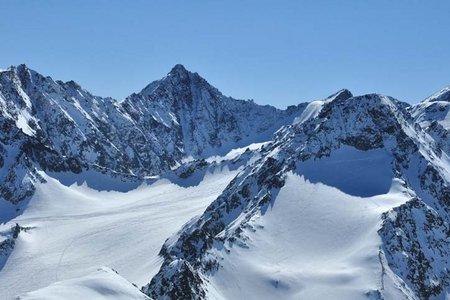 Skitour Seeblaskogel-Umrundung von Lüsens-2 Tages Rundtour