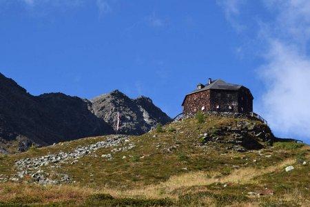 Lasörlinghütte (2350 m) von Niedermauern-Rain