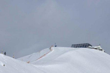Hoadl (2340 m) aus der Axamer Lizum