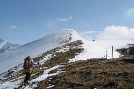 Sumpfkopf (2341 m) aus dem Schmirntal