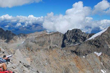 Vertainspitze (3545 m) vom Kanzellift