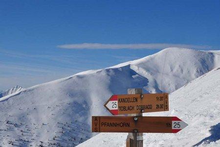 Bonner Hütte (2340 m) von Kandellen