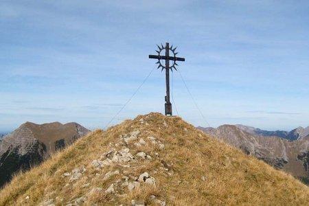 Bleispitze (2225 m) von Bichlbächle