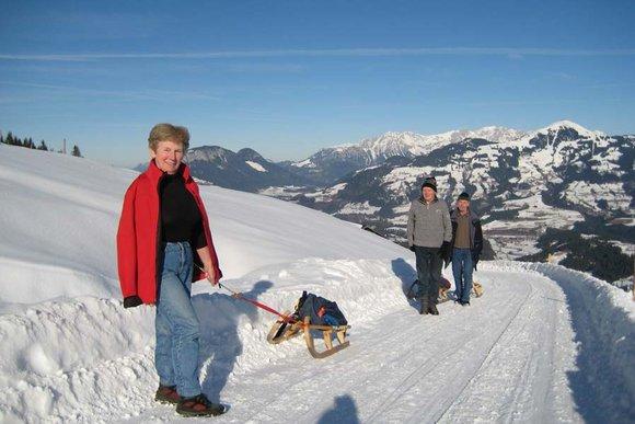 Kelchsau, Wörgl, Hopfgarten und Brixental