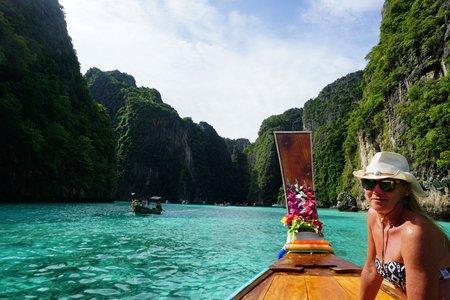 Städtereise nach Sydney & Bangkok mit Badeaufenthalt auf Phi Phi Island