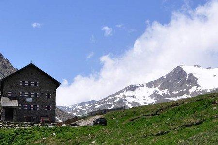Samoarhütte-Martin Busch Hütte (2501 m) von Vent