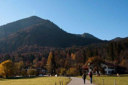 Hirschberghaus (1511 m) von Scharling