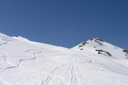 Seespitze (2365 m) von der Kühlen Rast