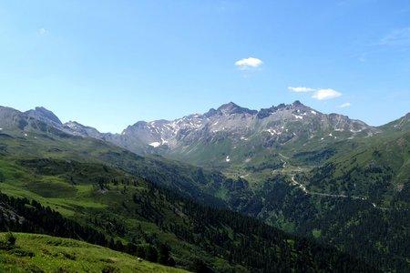 Panoramawanderung Wattener Lizum