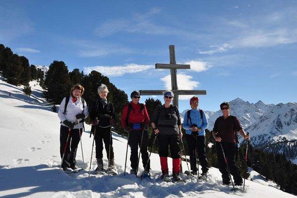 Schneeschuh-Wanderregionen in Tirol