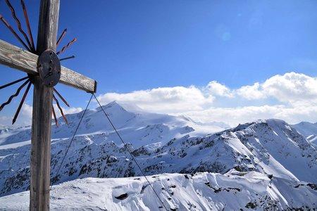 Madritschspitze (3265 m) von Hintermartell