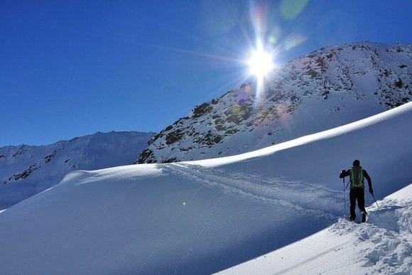 Niederthai - Skitouren im naturbelassen Ötztaler Seitental