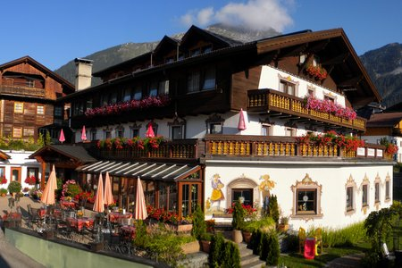 Wellness-Hotel Edelweiß, Berwang