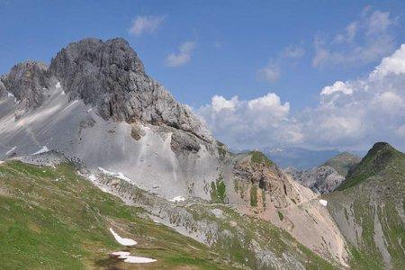 Große Kinigat (2689 m) durch das Erschbaumertal