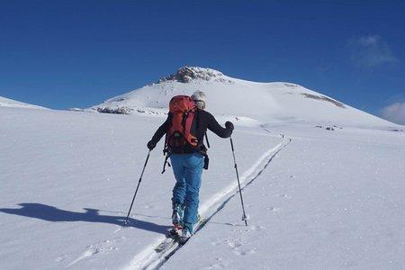 Muntejela (2666 m) von Campill