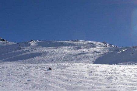 Pfoner Kreuzjöchl (2640 m) von Oberellbögen