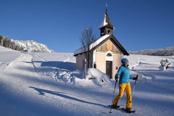 Schneeschuhtouren & Winterwanderungen im Salzburger Land