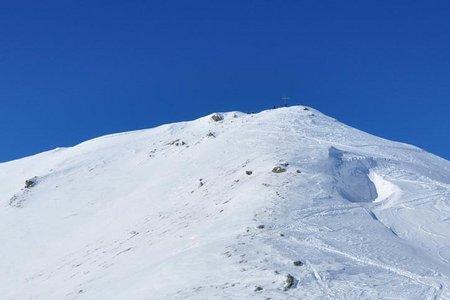 Rötenspitze (2481 m) aus dem Obernbergtal