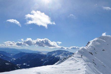 Seeblspitze (2331 m) von Weißenbach