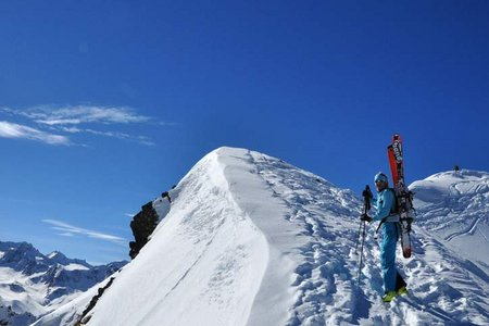 Oberstkogel (2728 m) von Praxmar