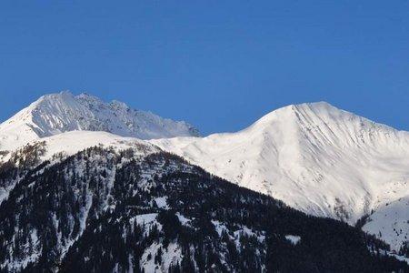 Berger Kogel (2656 m) vom Weiler Welzelach