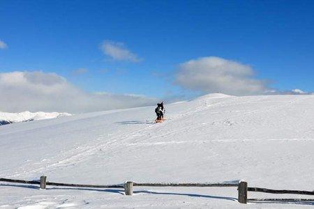 Campillberg-Hörschwanger Kreuz (2190 m) von Flitt