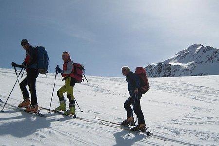 Breiter Grieskogel (3287 m) durch das Grastal