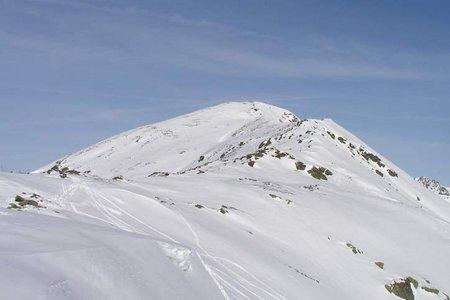 Ronachgeier (2392 m) vom Gasthof Ronach