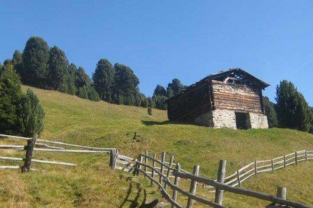 Klausner Hütte (1923 m) von Steineben