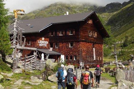 Lienzer Hütte (1977 m) von Seichenbrunn
