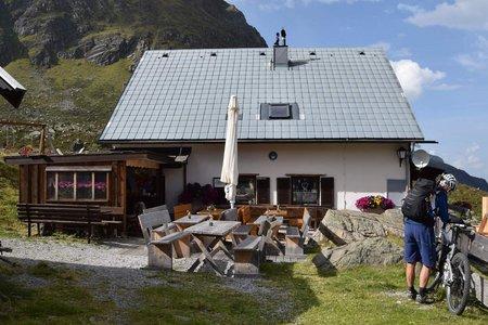 Frischmann-Hütte & Hintere Fundusalm von Umhausen