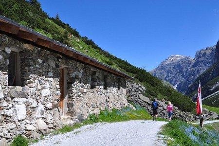 Tag 9: Innsbrucker Hütte - Elferlift