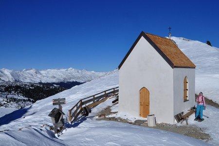 Winterwanderweg Totenkirchl