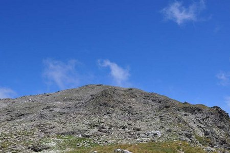 Rosenjoch (2796 m) von Oberellbögen