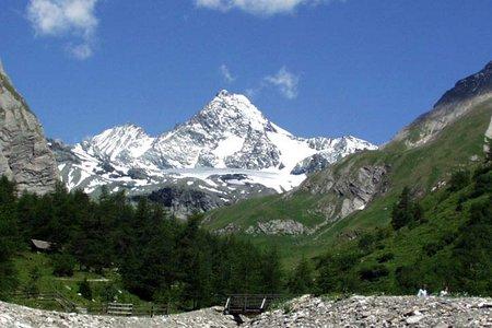 Großglockner, 3798 m - Bergtour vom Lucknerhaus