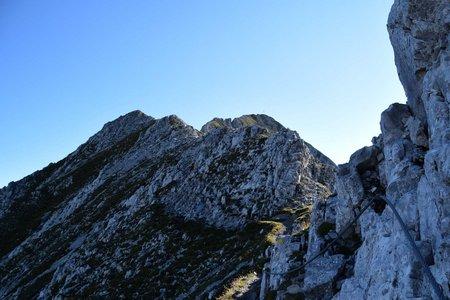 Kemacher (2480 m) von der Seegrube