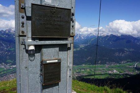 Sonnkarköpfl (2267m) von der Oberhofer Melkalm