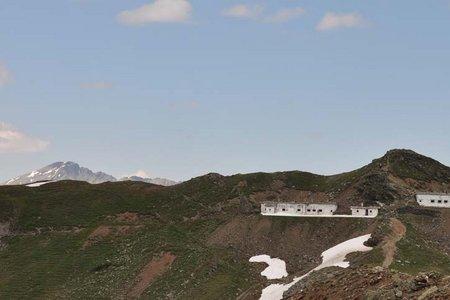 Marchkinkele - Strickberg (2545/2553 m) von Kalkstein