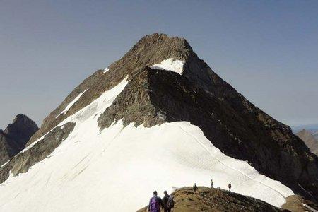 Rötspitze (3496 m) von der Lenkjöchlhütte