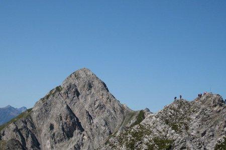 Südliche Karwendel Gipfel Rundtour - Tag 3
