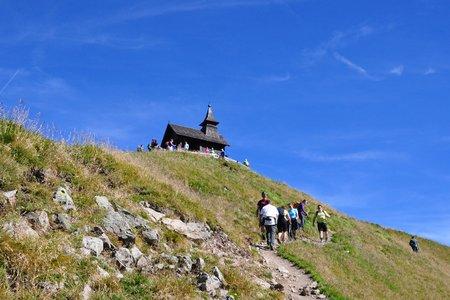 Kellerjoch (2237 m) vom Hecherhaus