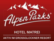 Logo AlpenParks Hotel Matrei in Osttirol